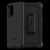 Otterbox - Defender Case For Samsung Galaxy S20 Plus - Black