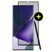 Gadget Guard - Black Ice Plus Flex Screen Protector For Samsung Galaxy Note20 Ultra 5g - Clear