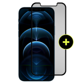 Gadget Guard - Black Ice Plus Flex Screen Protector For Apple Iphone 12 Pro Max - Clear
