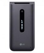 Lg Classic 4g Flip Phone Wine 2 Unlocked