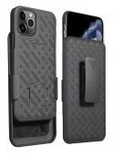 Base Duraclip Series Combo Case With Belt Clip Holster For Iphone 12 Pro Max (6.7)