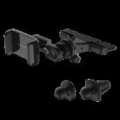 Scosche - Universal 3 In 1 Mount Kit Cd / Vent / Dash - Black