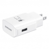 Samsung 25w Fast Charging (afc) Travel Charger With Type C - White